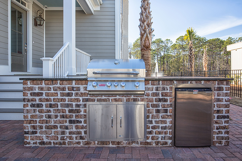 The new Living Dunes model home in the Grande Dunes of Myrtle Beach